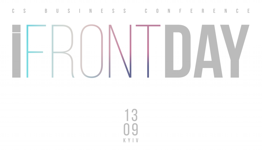 [iFRONT DAY 2018]