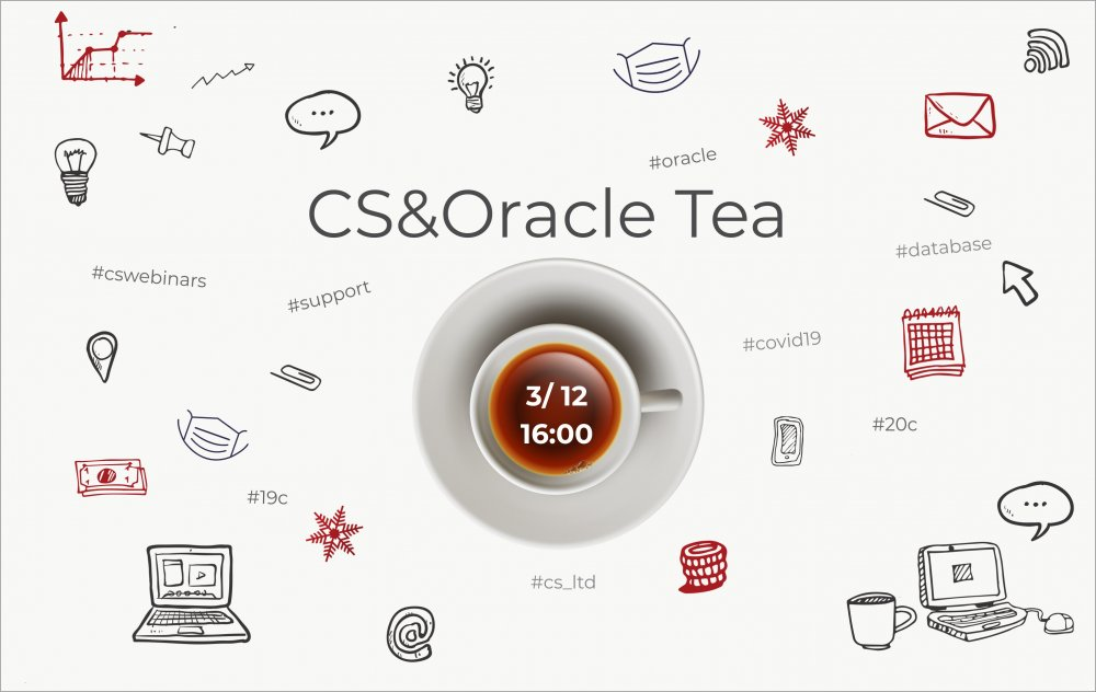 [CSWebinar 5: CS&Oracle Tea]