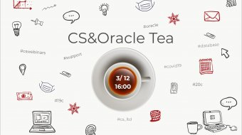 [CSWebinar 5: CS&Oracle Tea]